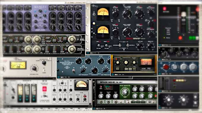 Universal Audio Plugin Presets | Siegfried Meier